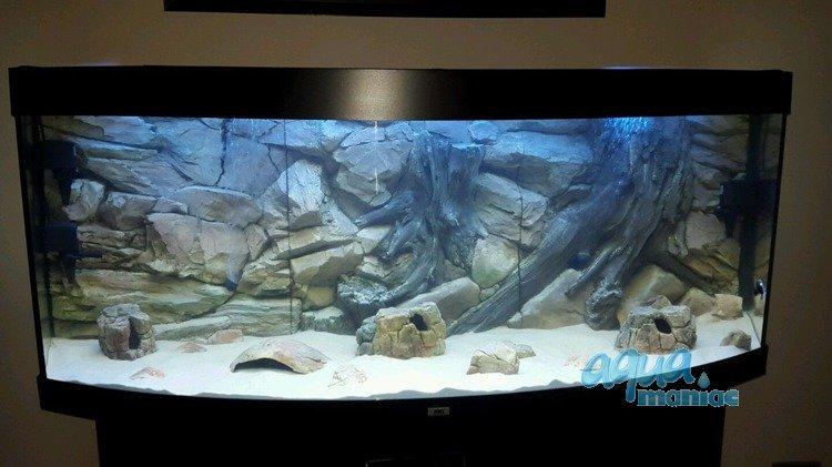 aquarium background for juwel vision 450 aquarium 3d. Black Bedroom Furniture Sets. Home Design Ideas