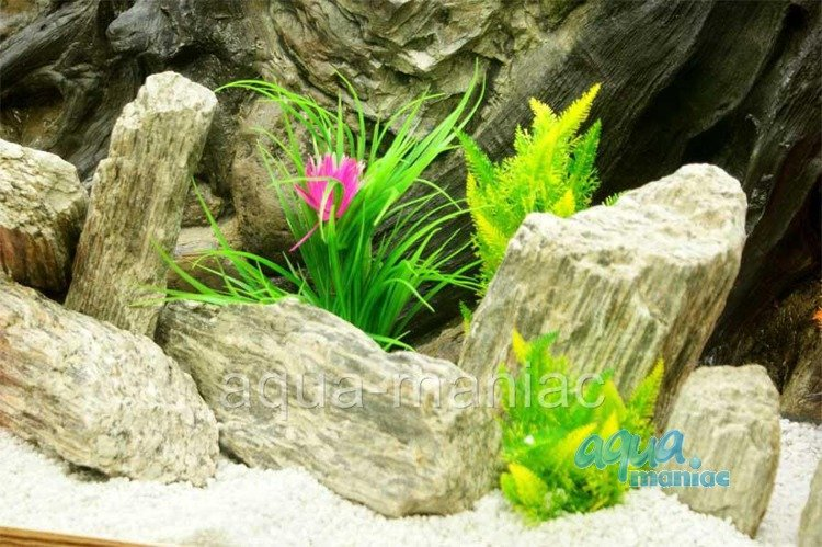 Aquarium rocks for your fish tank hard scape for Fish tank stones
