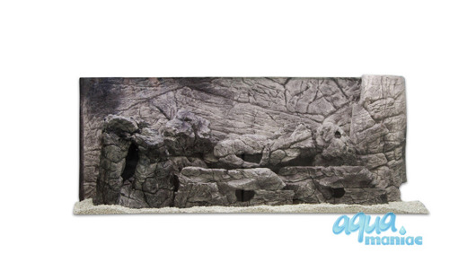 3D grey thin background 47x27cm