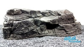 Long grey aquarium rock